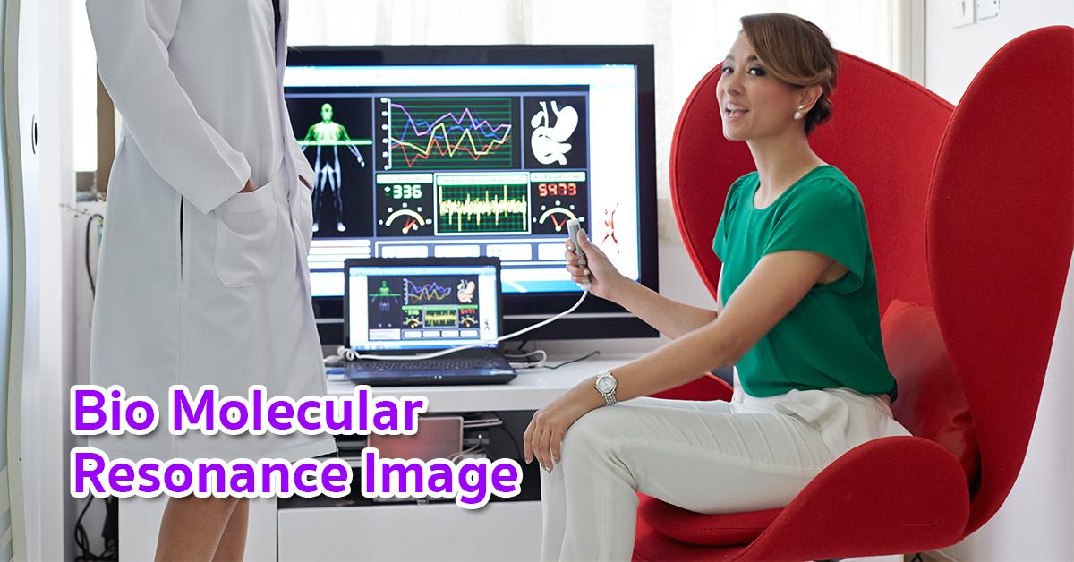 Bio Molecular Resonance Image